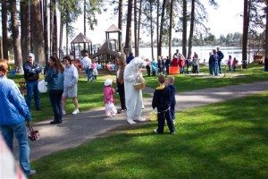 KIWANIS EASTER EGG HUNT @ WATERFRONT PARK